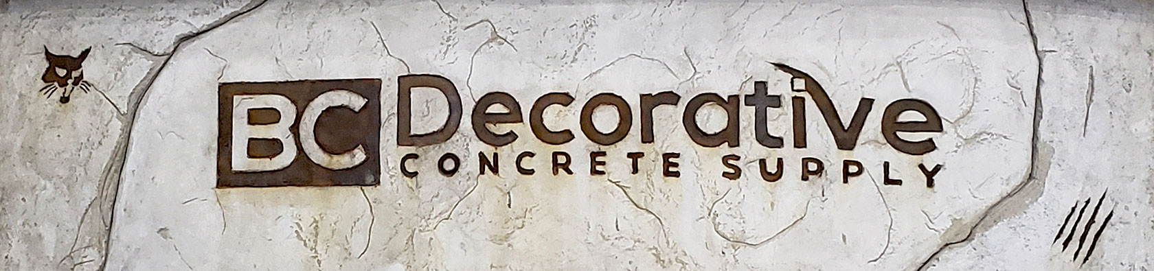 BC Decorative Concrete Supply